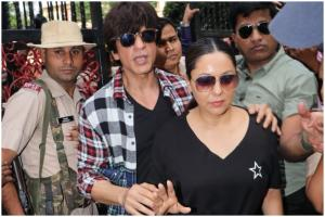 Assembly Polls 2019: SRK, Aamir & Other Stars Step Out To Vote