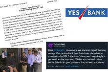 YES Bank Moratorium Will Hit UPI: PhonePe, Flipkart, Swiggy, PVR and More Use YES Bank UPI