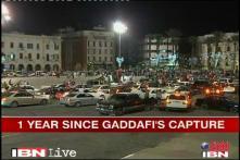 Libya: One year on since Gaddafi's death