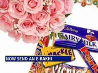 Now, sisters send rakhi to brothers online