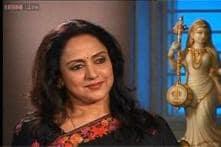 Hema Malini starts shooting for Ramesh Sippy's next