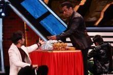 Bigg Boss 13: Salman Khan Turns 'Golgappawaala' for Neena Gupta