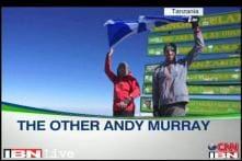 Mount Kilimanjaro Dash for Andy Murray
