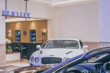 Bentley Reopens World's Oldest Showroom - Jack Barclay - In Mayfair, London