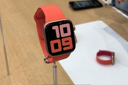 Apple Watch. (Image: Vishal Mathur/ News18.com)