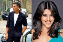 Akshay Kumar To Collaborate with Ekta Kapoor After Seven Years