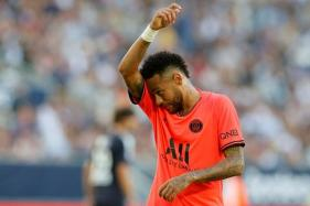 Neymar Out for Four Weeks Say PSG After Injury During Brazil Friendly