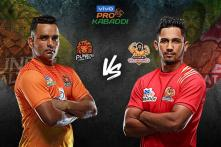 Pro Kabaddi 2019 HIGHLIGHTS, Puneri Paltan vs Gujarat Fortunegiants in Pune: Pune Beat Gujarat 43-33