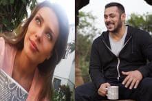 Spot the Similarity Between Salman Khan, Iulia Vantur