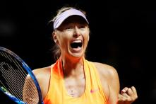 Maria Sharapova Wins Tianjin Open, Claims First Title Since Drugs Ban