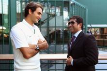 Sachin Tendulkar Cannot Stop Praising Roger Federer