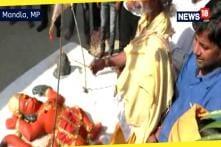 Legend Has It That Hanuman Lies Injured In This Madhya Pradesh Temple