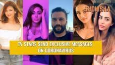 TV Stars send exclusive messages amid Janata Lockdown | Showsha