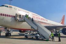 Coronavirus Evacuation: AI's Second Flight from Wuhan Made Emergency Landing Due to Window Crack