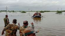 Tears-Eyed, Hands Folded: Karnataka Flood Victims Bid Emotional Farewell to Soldiers After Relief Work