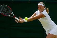 Petra Kvitova overpowers Bouchard to win second Wimbledon title