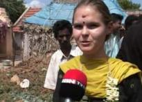 Foreigners get a taste of Pongal