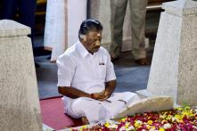 Panneerselvam Attends Office on Monday After Week's Gap