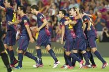 In pics: La Liga, weekend football action