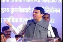 Fadnavis defends his controversial 'Bharat Mata Ki Jai' remark, attacks media