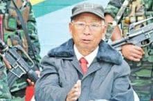 Dreaded Naga Militant Leader Khaplang Dies After Cardiac Arrest in Myanmar