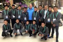 Thai Football Team Marks Cave Ordeal Anniversary with Run