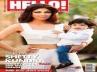 Photos: Shilpa Shetty and Raj Kundra's son Viaan turns one