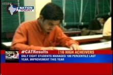 CAT 2014: 16 aspirants, including a girl, score 100 percentile
