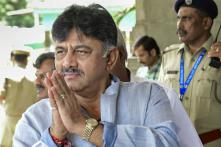 Congress Leader DK Shivakumar Slams I-T Dept after Being Served Notice for Gifting Phones to MPs
