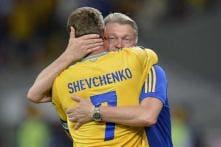 Shevchenko turns down offer to become Ukraine coach