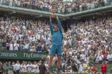 Rafael Nadal Says Passing Roger Federer's 20 Grand Slams Not on Agenda