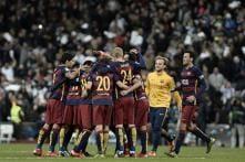 El Clasico: Barcelona humble Real Madrid at Estadio Santiago Bernabeu