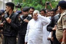 LIVE: Lalu Prasad gets 5 years in jail, Rs 25 lakh fine in fodder scam case