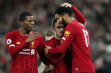 Premier League: Five-star Liverpool Thrash Sorry Everton in Merseyside Derby
