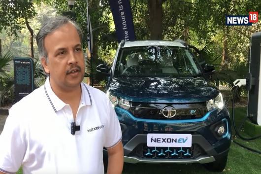 Anand Kulkarni, Tata Motors
