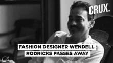 Wendell Rodricks Dies in Goa | Anushka Sharma, Malaika Arora, Jacqueline Fernandez Condole His Death