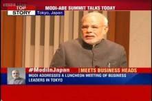 PM Narendra Modi calls for collaboration with Japan for research, skill development