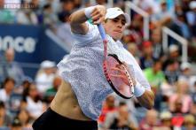 US beat Slovakia 5-0 in Davis Cup