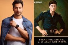 On Arun Khetarpal's Birth Anniversary, Varun Dhawan Confirms Lead Role in Param Vir Chakra Recipient's Biopic