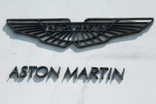 Aston Martin Reveals Sports Car For The Skies at Farnborough Airshow