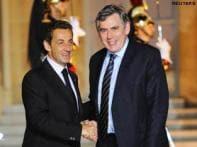Brown, Sarkozy want 'supertax' on bankers' bonuses