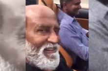 Watch: Rajinikanth's Viral Selfie Video in a Ferrari Shows His Happiness