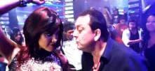 Department new stills: Sanjay, Rana have some drunken fun