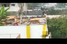Caught on camera: Leopard enters a school in Bengaluru, 4 injured