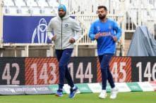 India vs Australia | Hardik Pandya Takes Part in Practice with Indian Team in Mumbai