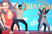 Shahid thankful to designer for 'Shaam Shaandaar' look