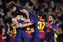 Messi scores in Barcelona win over Deportivo