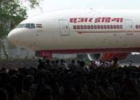 Air India's maiden flight to NY leaves near-empty