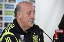 Del Bosque relieved after Spain