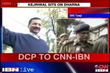Will ask Kejriwal to move to Jantar Mantar: Police